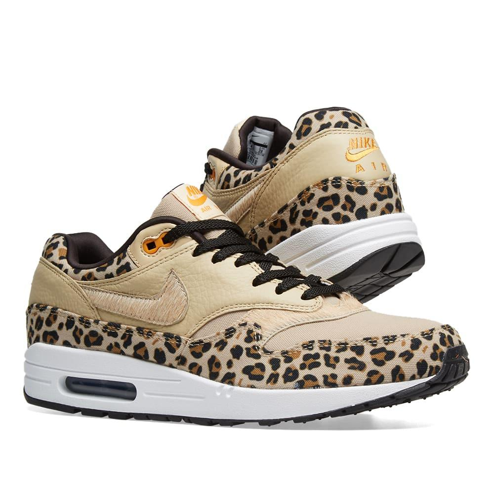 ed00f586a4 Nike Air Max 1 Premium W 'animal Pack' in Brown - Lyst