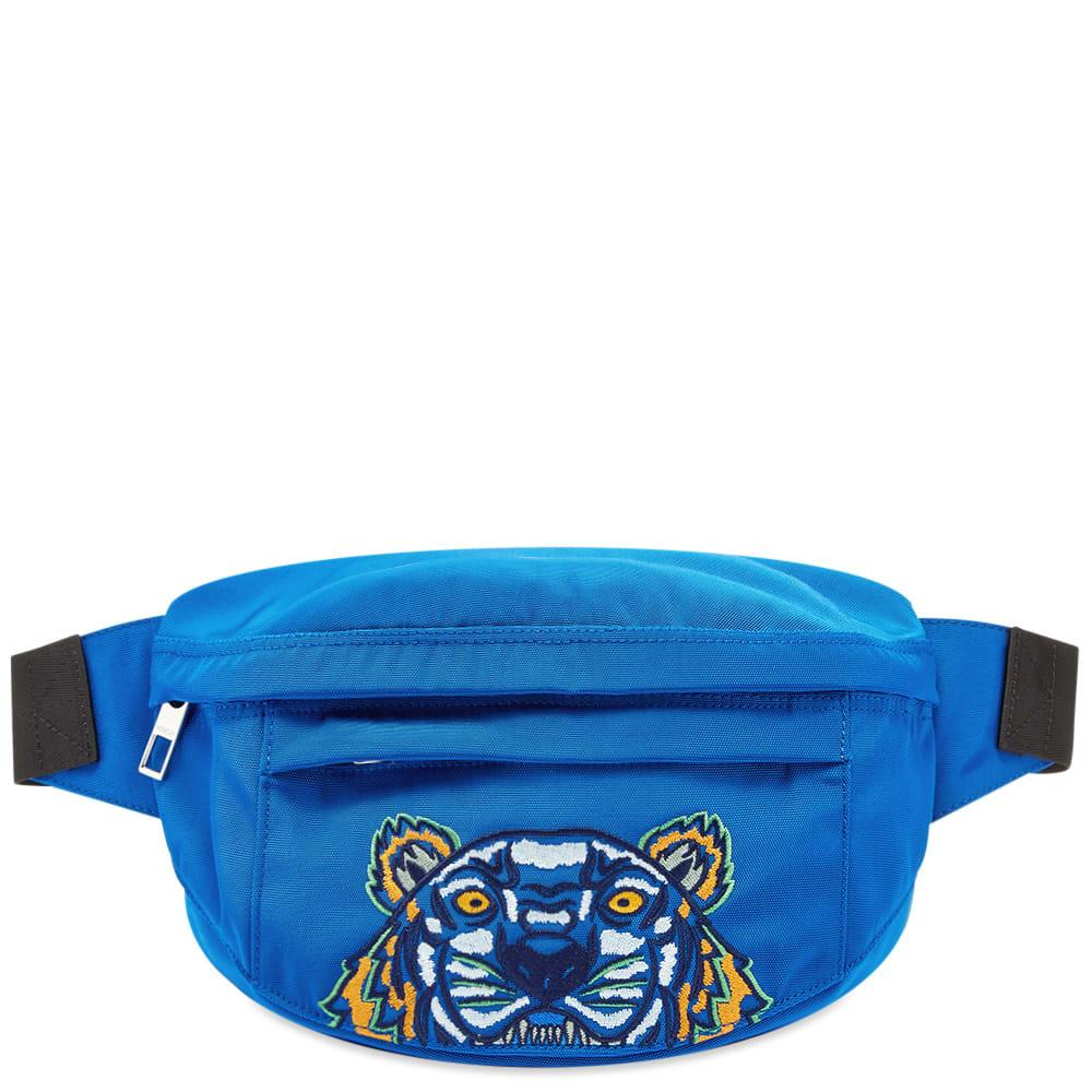 0698726bf KENZO Tiger Cross Body Bag in Blue for Men - Save 11% - Lyst