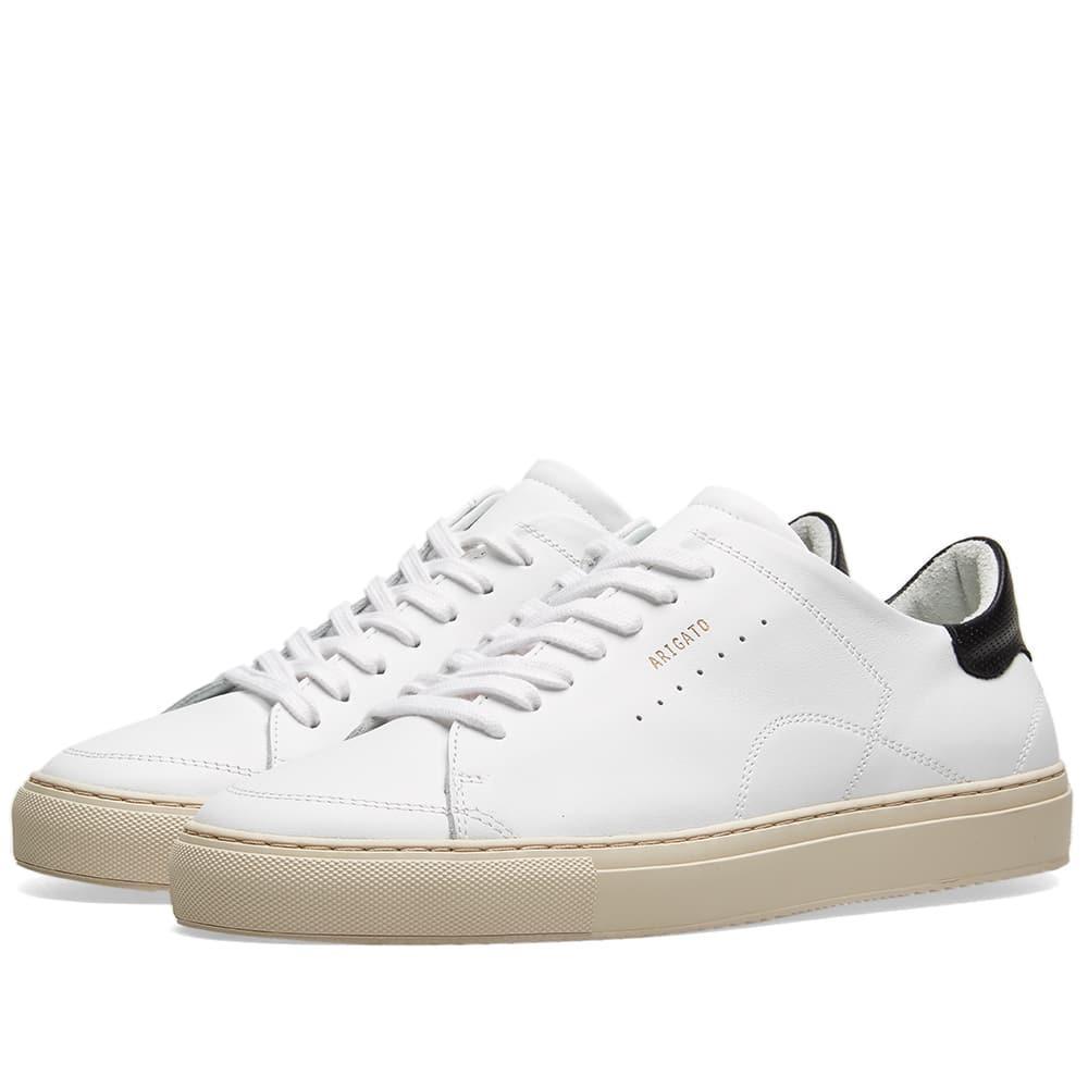035b1c16f90d Lyst - Axel Arigato Detailed Clean Retro Sneaker in White for Men
