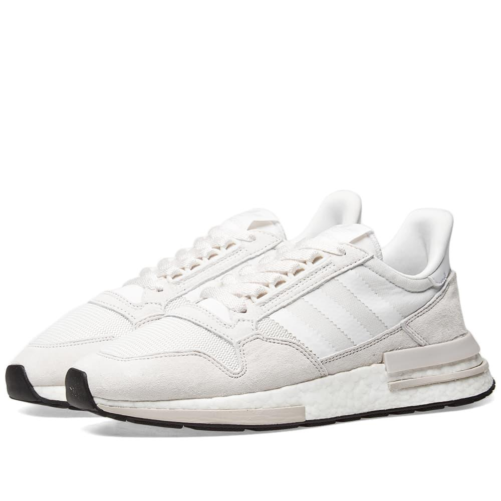 87c2d71466ed Adidas Zx 500 Rm in White for Men - Lyst