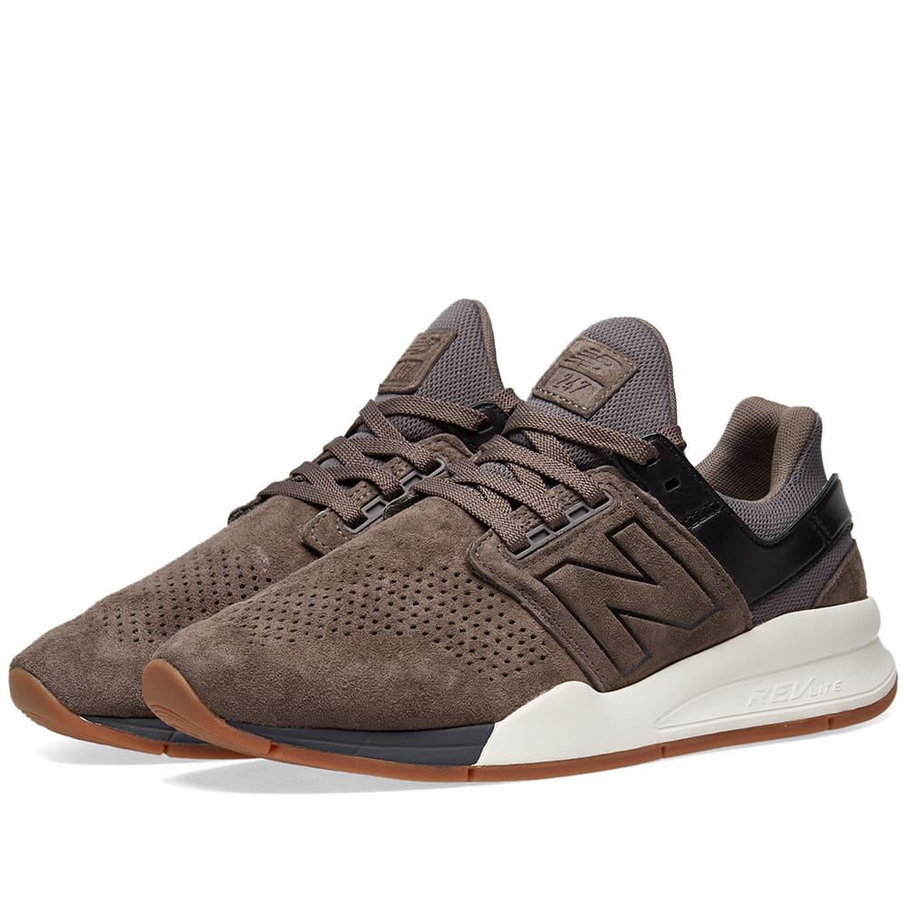 95976c7ba Lyst - New Balance Ms247lg  lux  in Gray for Men - Save 19%