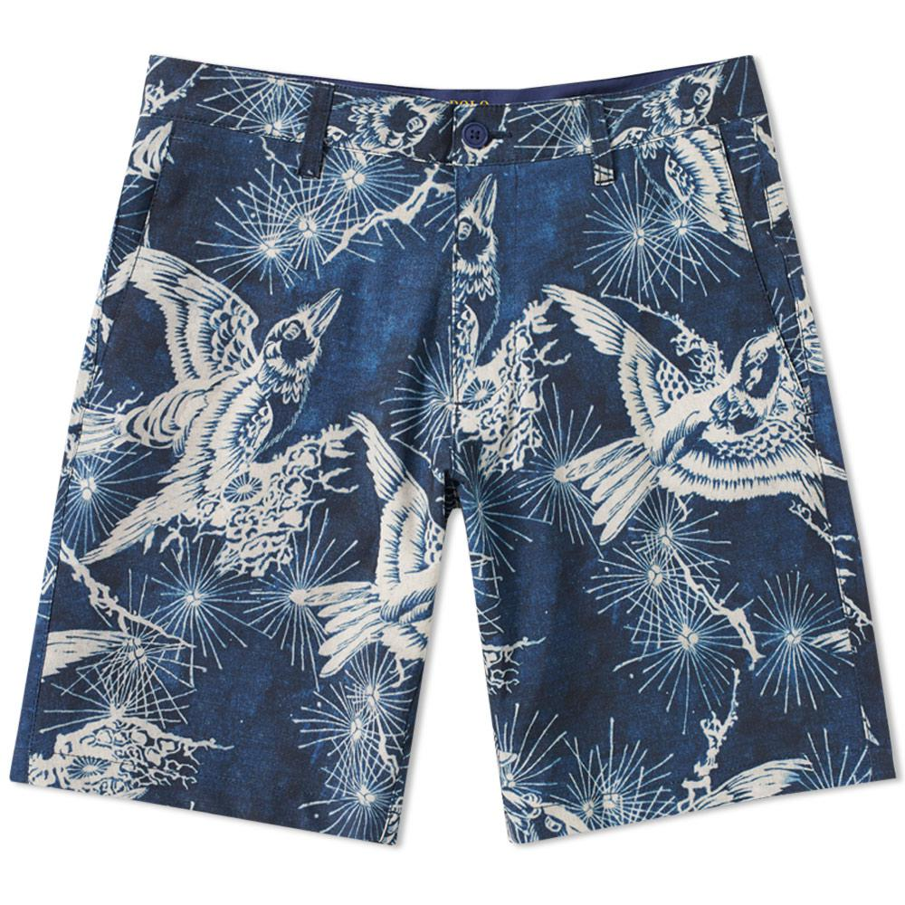 Polo Ralph Lauren. Men\u0027s Blue Birds Swim Short