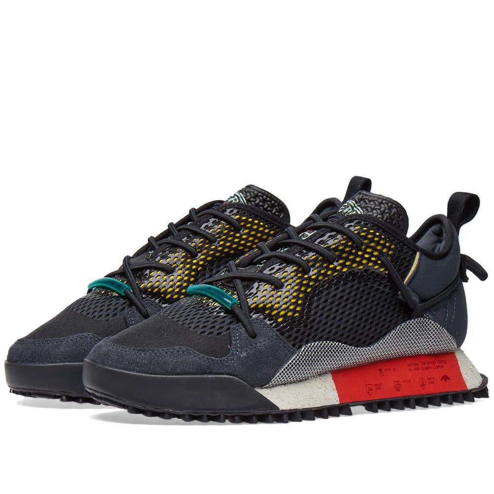 release date: 5eeea 55e26 Alexander Wang Adidas Originals By Alexander Wang Reissue Run in ...