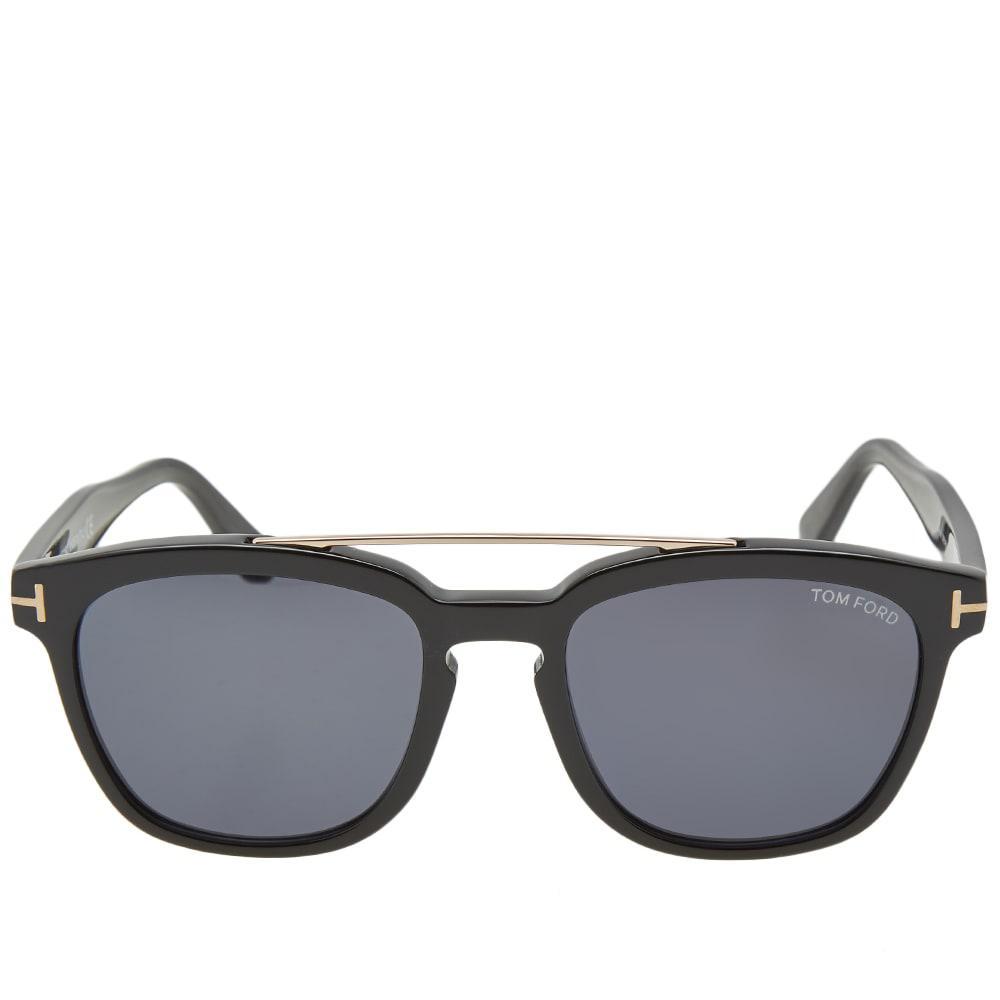 b9ba556345b5 ... Black Tom Ford Ft0516 Holt Sunglasses for Men - Lyst. View fullscreen