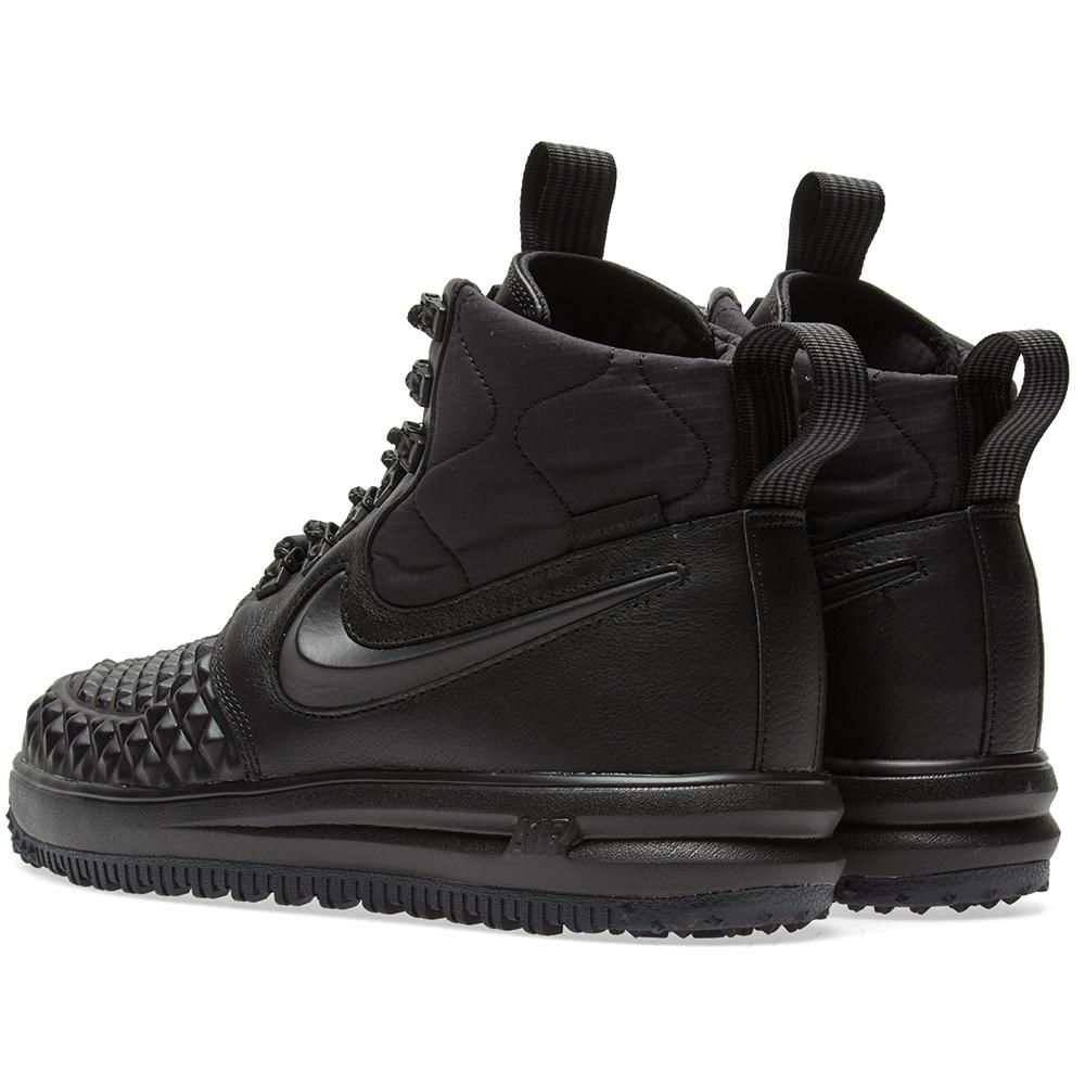 5d49710f93c33 Lyst - Nike Lunar Force 1 Duckboot W in Black for Men