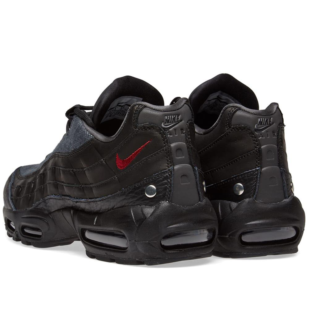 new product bf0f6 1e1ae Nike - Black Air Max 95 Nrg for Men - Lyst. View fullscreen