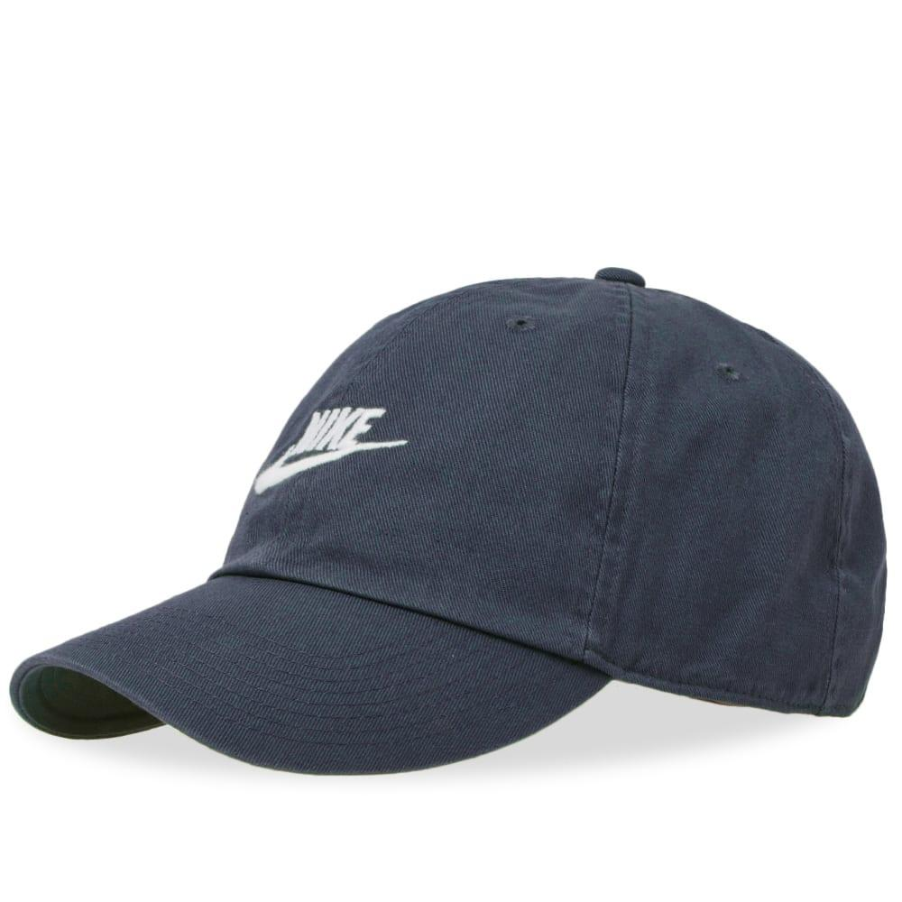 a6b2a1e6 Nike Futura Washed H86 Cap in Blue for Men - Save 5% - Lyst