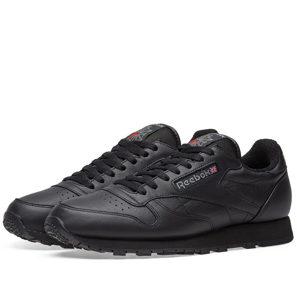 265743e0f38df Reebok Classic Leather Archive Pack in Black for Men - Lyst