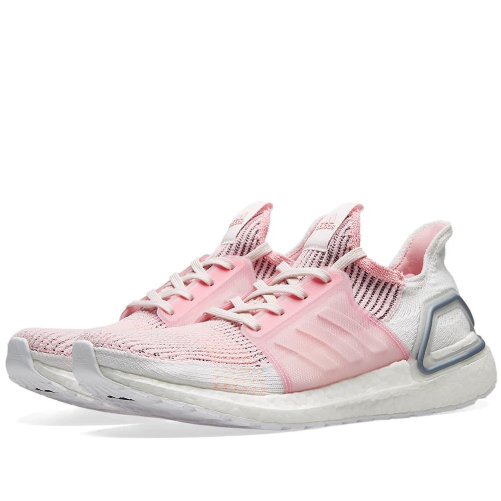 best service 2f37d dce1e adidas. Womens Pink Ultra Boost ...