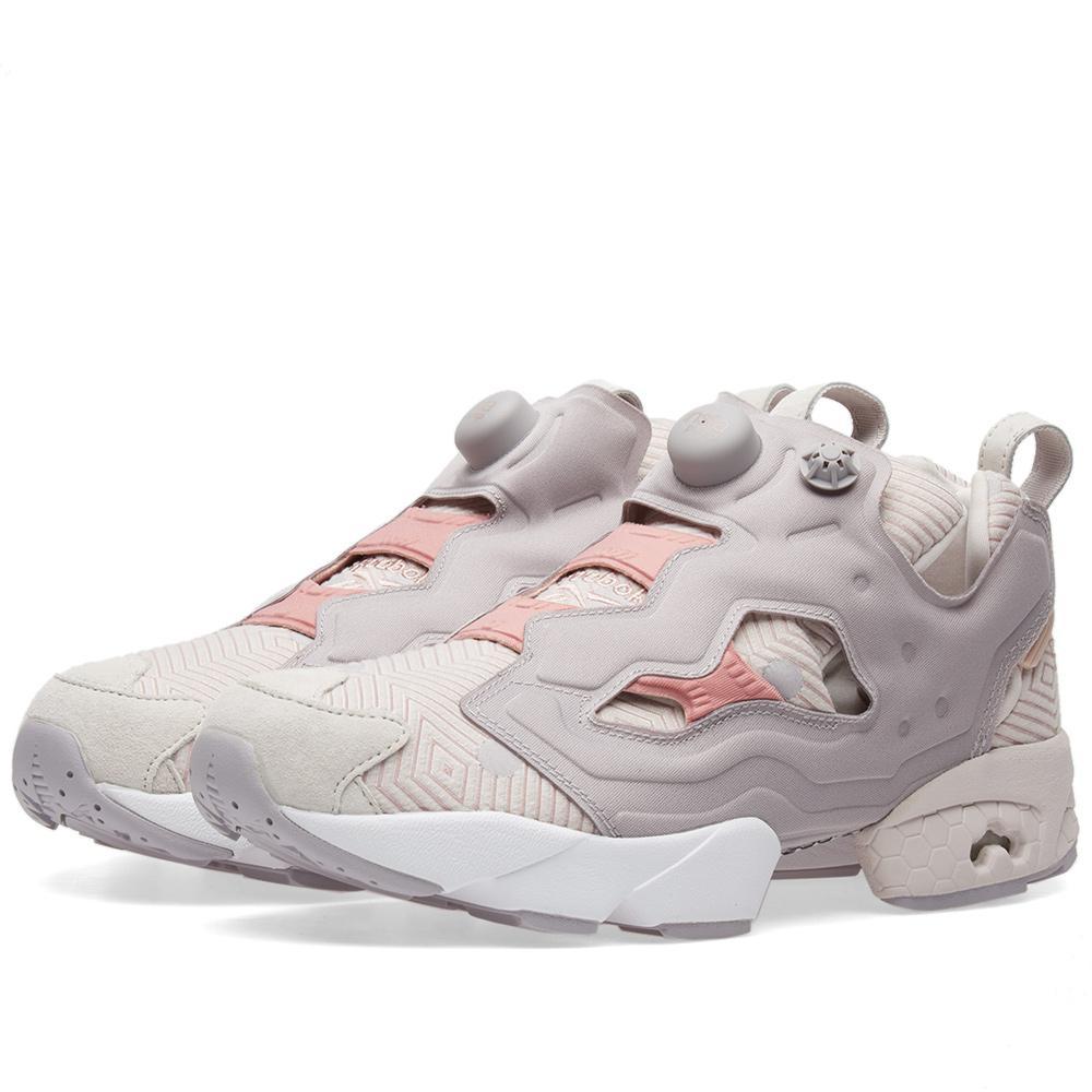 4a68ec79e479 Reebok Instapump Fury Fbt W in Pink - Lyst
