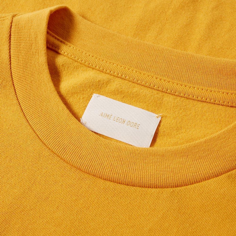 8e285a51d895e Aimé Leon Dore - Yellow Long Sleeve Tee for Men - Lyst. View fullscreen
