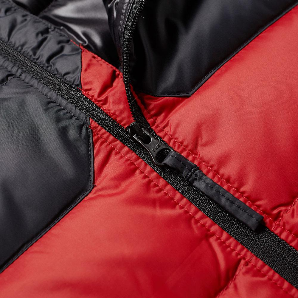 Lyst - The North Face West Peak Down Jacket in Red for Men 43a6a0456