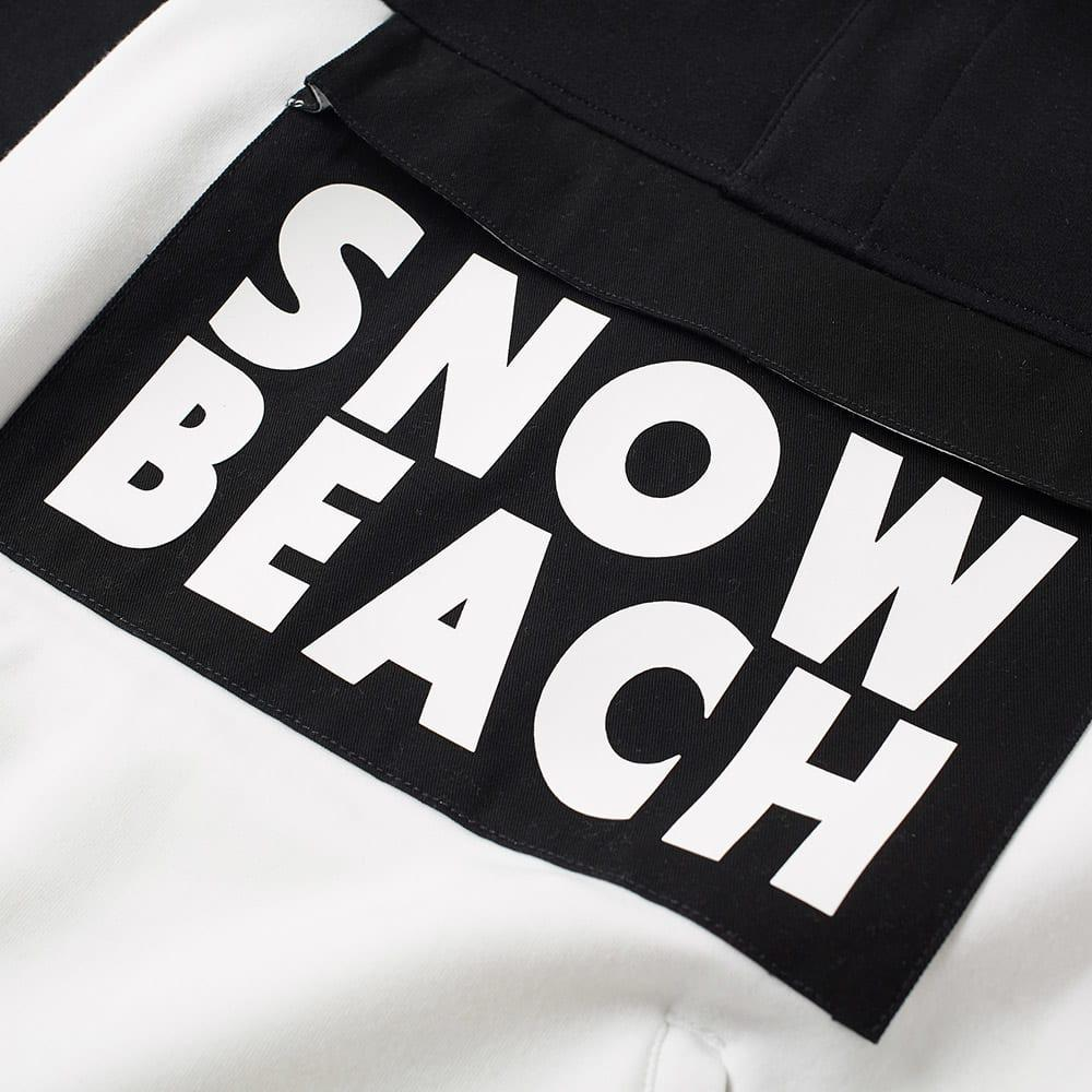 627691266d4 Polo Ralph Lauren Rugby Shirt 'snow Beach' in Black for Men - Lyst