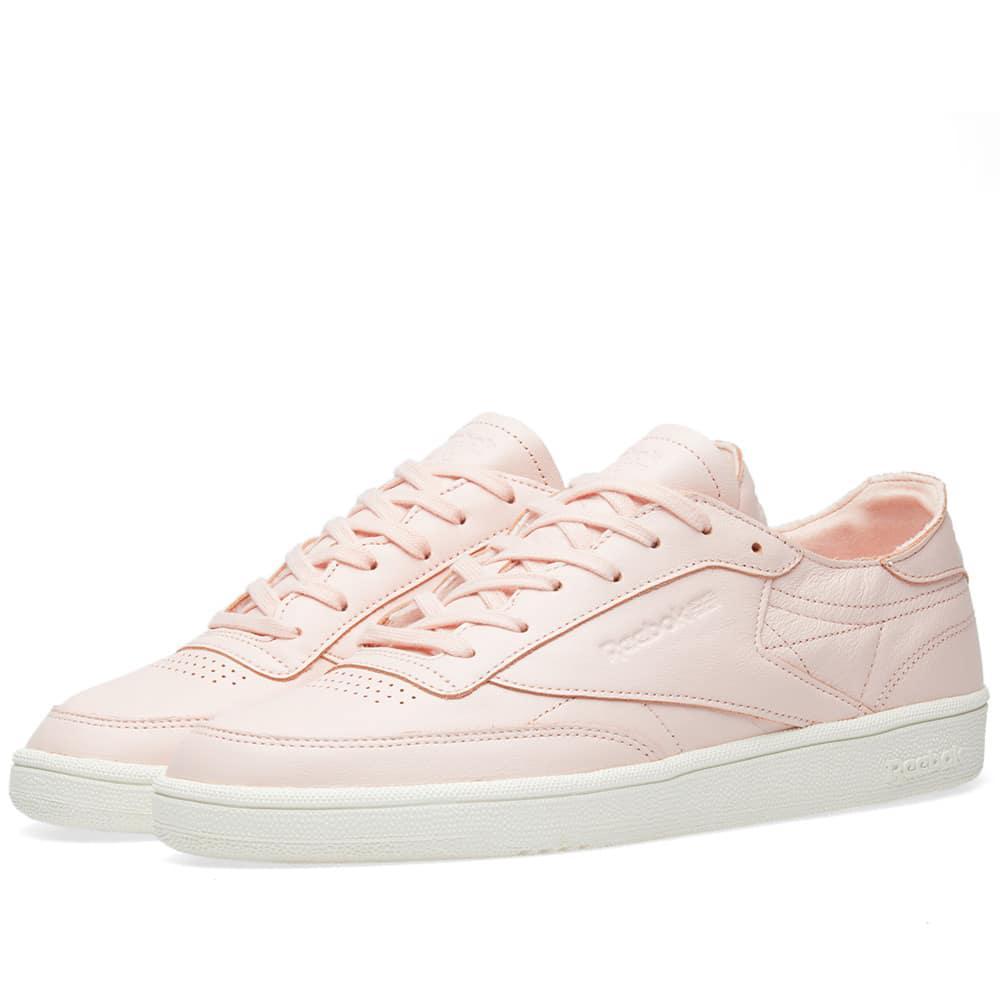c99ded3c187 Lyst - Reebok Club C 85 Dcn W in Pink