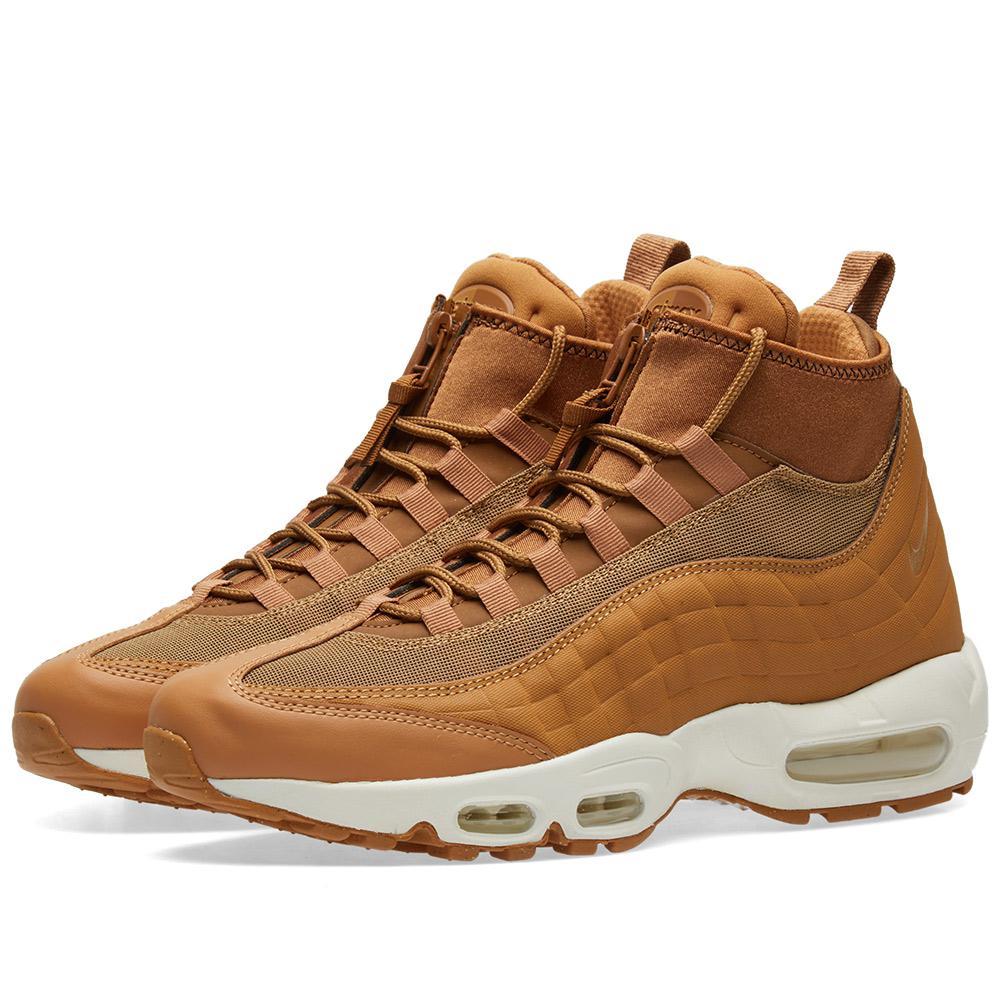 promo code c1714 701bd ... switzerland lyst nike air max 95 sneakerboot in brown for men d5cf3  b1575