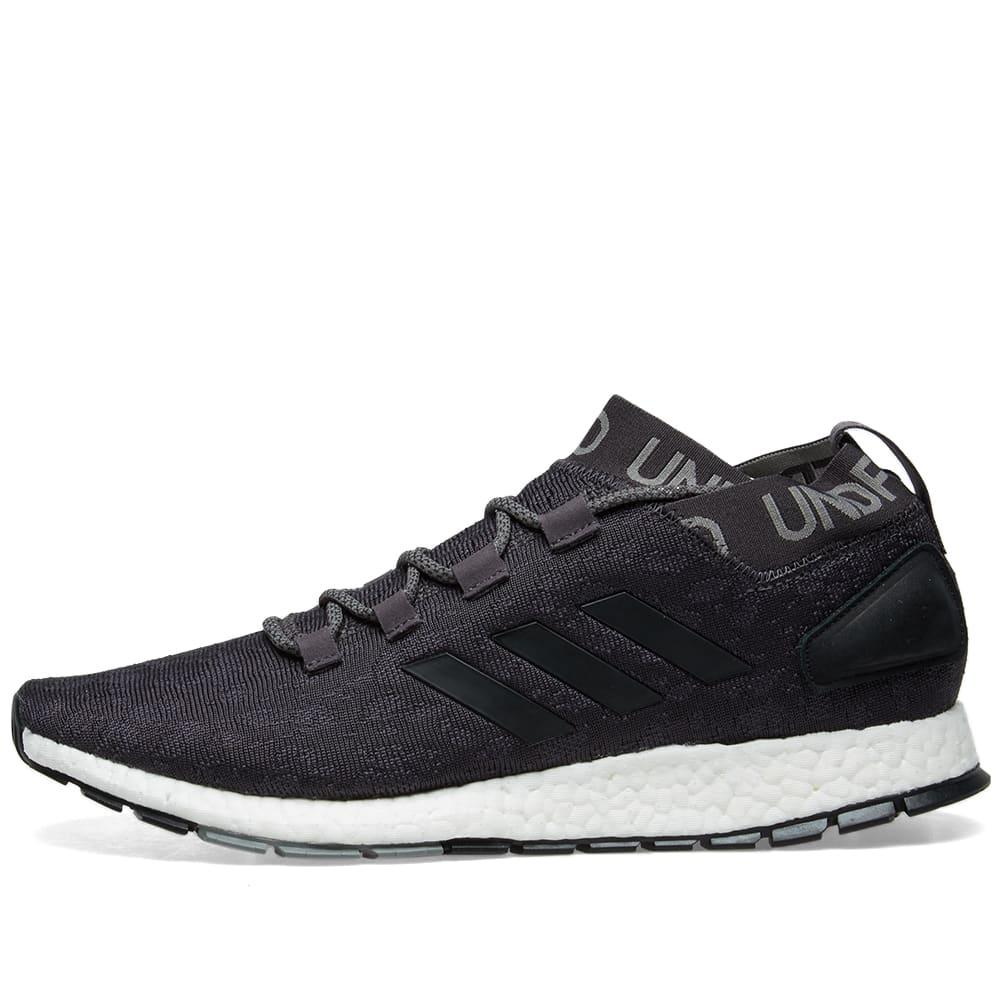 low priced 3c88d db712 adidas X Undefeated Pure Boost Rbl in Gray for Men - Lyst