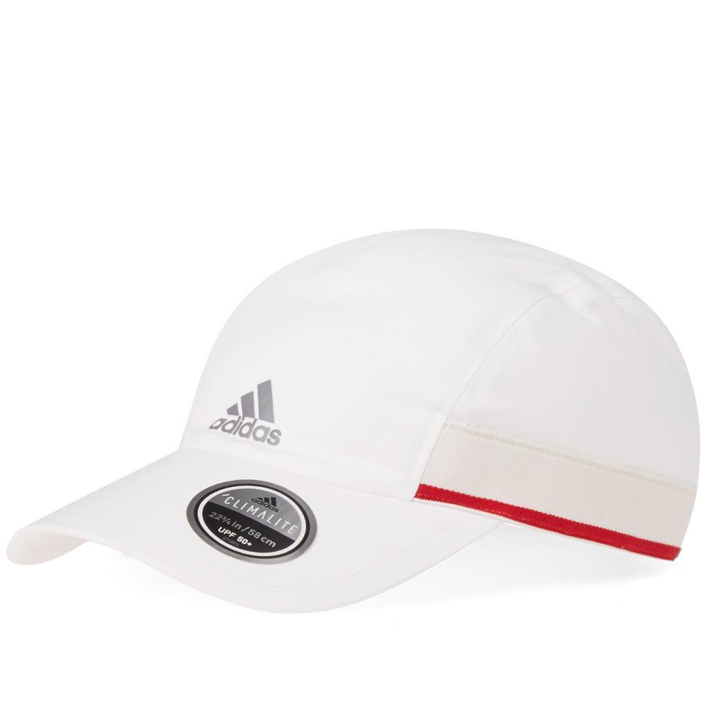 9f721e725e5 adidas Originals Rtm Hat in White for Men - Lyst