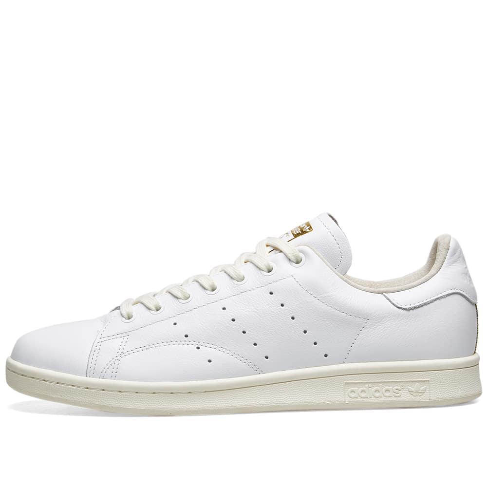 Adidas - White Stan Smith for Men - Lyst. View fullscreen b353bc972