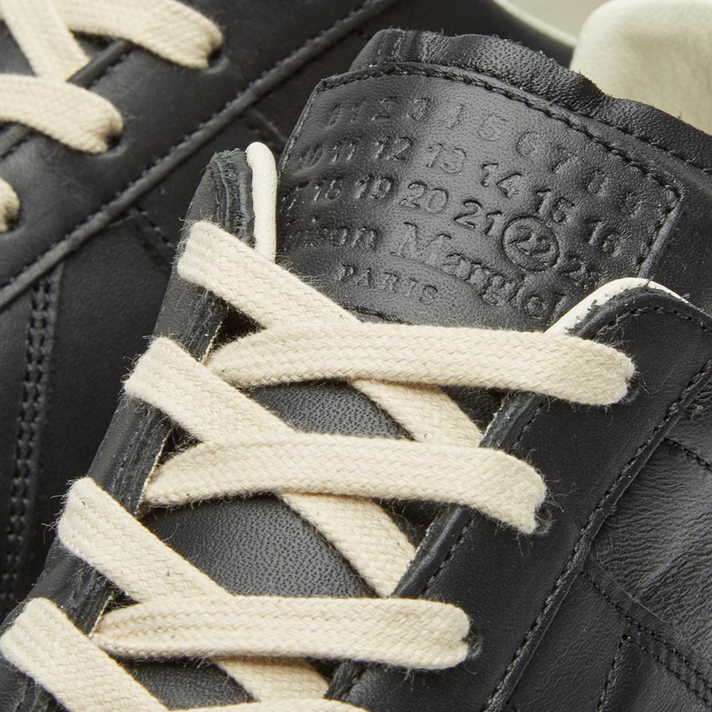Lyst maison margiela 22 replica low tonal sneaker in for Maison margiela 22