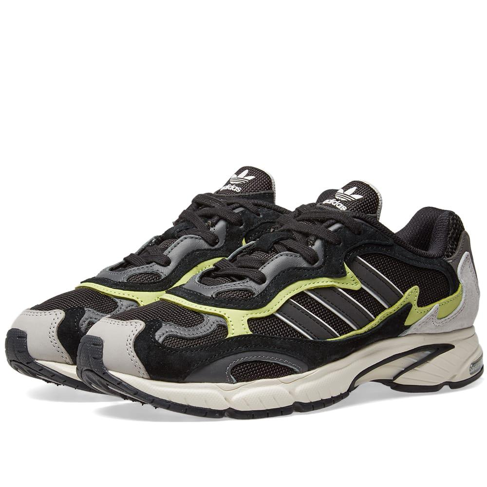 new style 00c11 0fcf9 adidas. Men s Black Temper Run