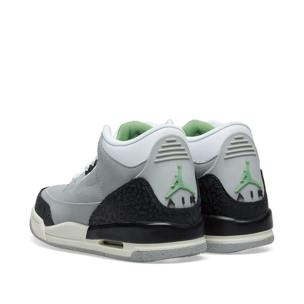 9a5e723b201 Nike Air Jordan 3 Retro 'mj X Tinker' Gs in Gray for Men - Save 59 ...