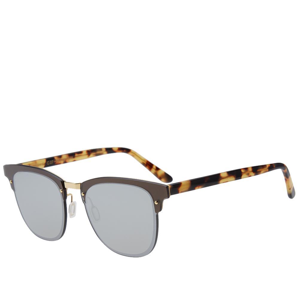 845e5d1082 Illesteva Cordova Ii Sunglasses in Black for Men - Lyst