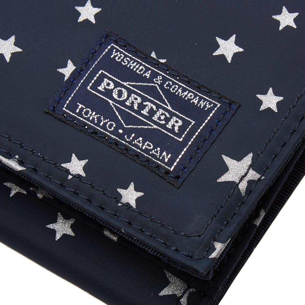 9cac6564cd63 Lyst - Head Porter Stellar Large Wallet in Blue for Men