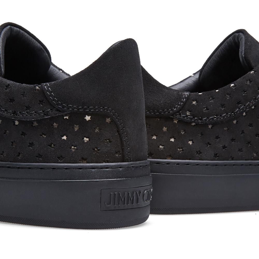 Lyst jimmy choo ace stars sneaker in black for men for Jimmy choo mens shirts