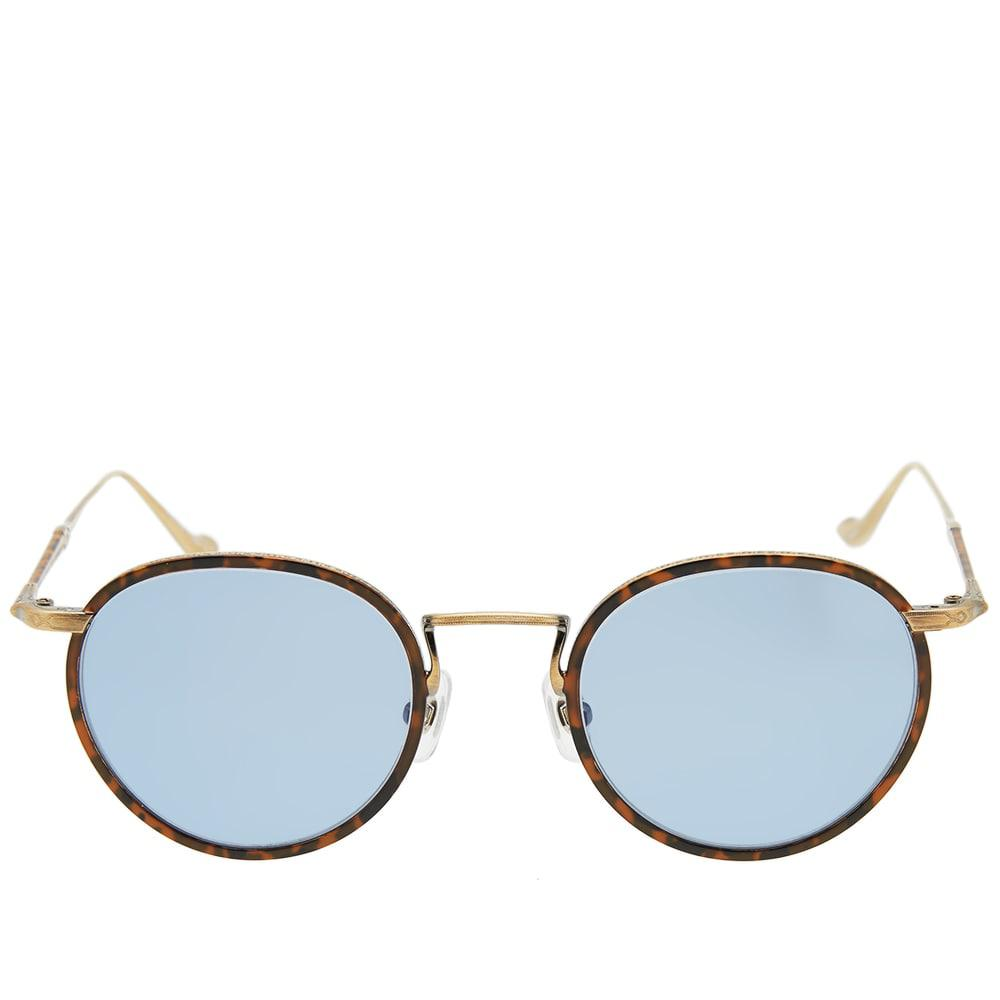 069b249ab83a Matsuda M3058 Sunglasses in Yellow for Men - Lyst