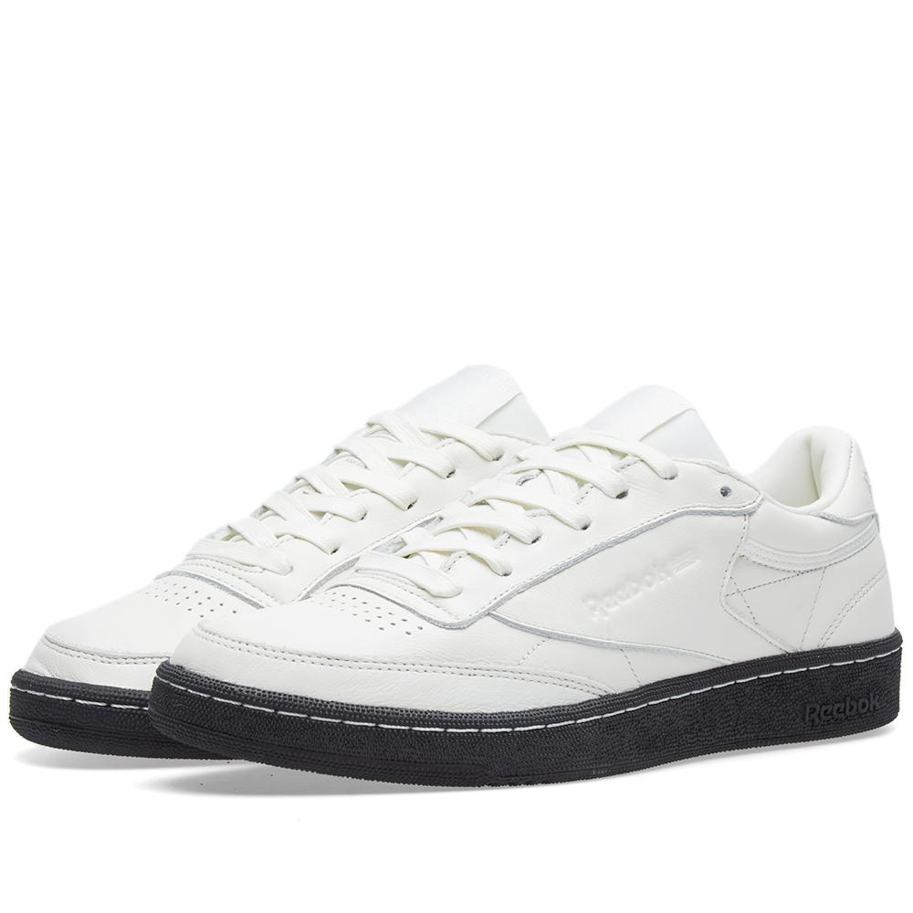 Reebok Club C 85 Np in White for Men - Lyst 0a35f0a04