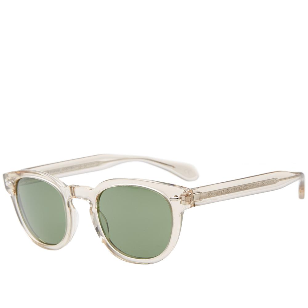 Lyst - Oliver Peoples Sheldrake Sunglasses for Men