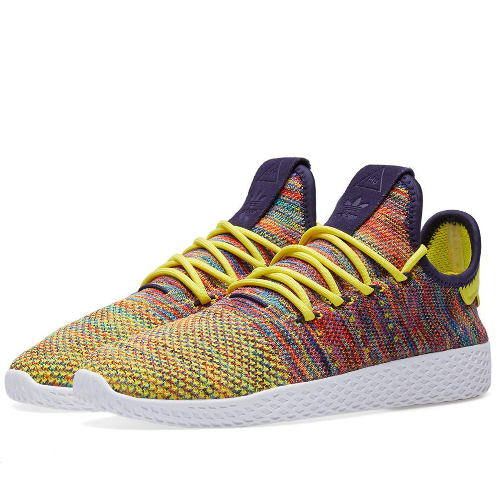 2de0000577a adidas X Pharrell Williams Tennis Hu for Men - Lyst