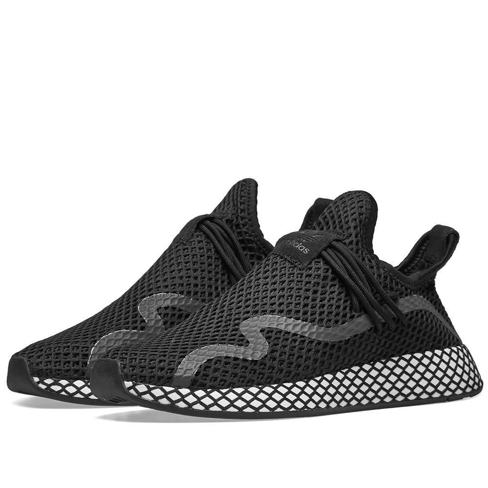 innovative design ace59 7af86 adidas. Mens Black Deerupt S Runner