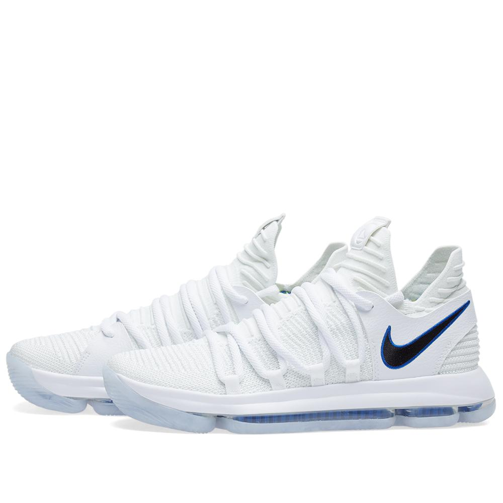 4c448306bc314 Lyst - Nike Kdx Opening Night in White for Men