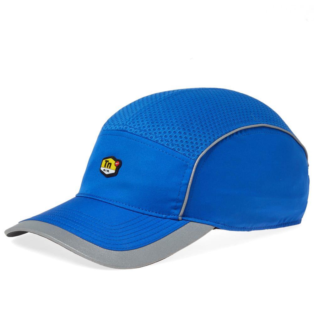 ff6a1466 Nike Tn Air Aerobill Aw84 Cap in Blue for Men - Lyst