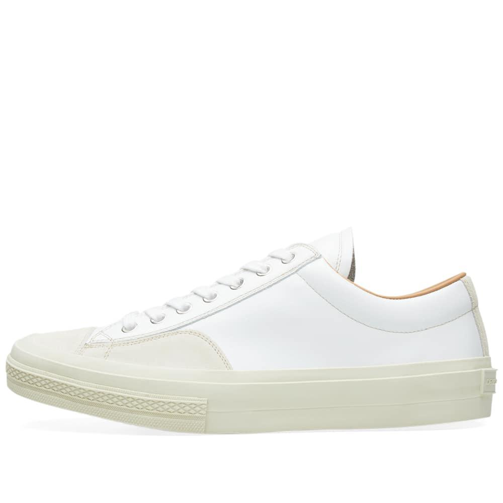 d61c4665f7 Dries Van Noten - White Leather Sneaker for Men - Lyst. View fullscreen