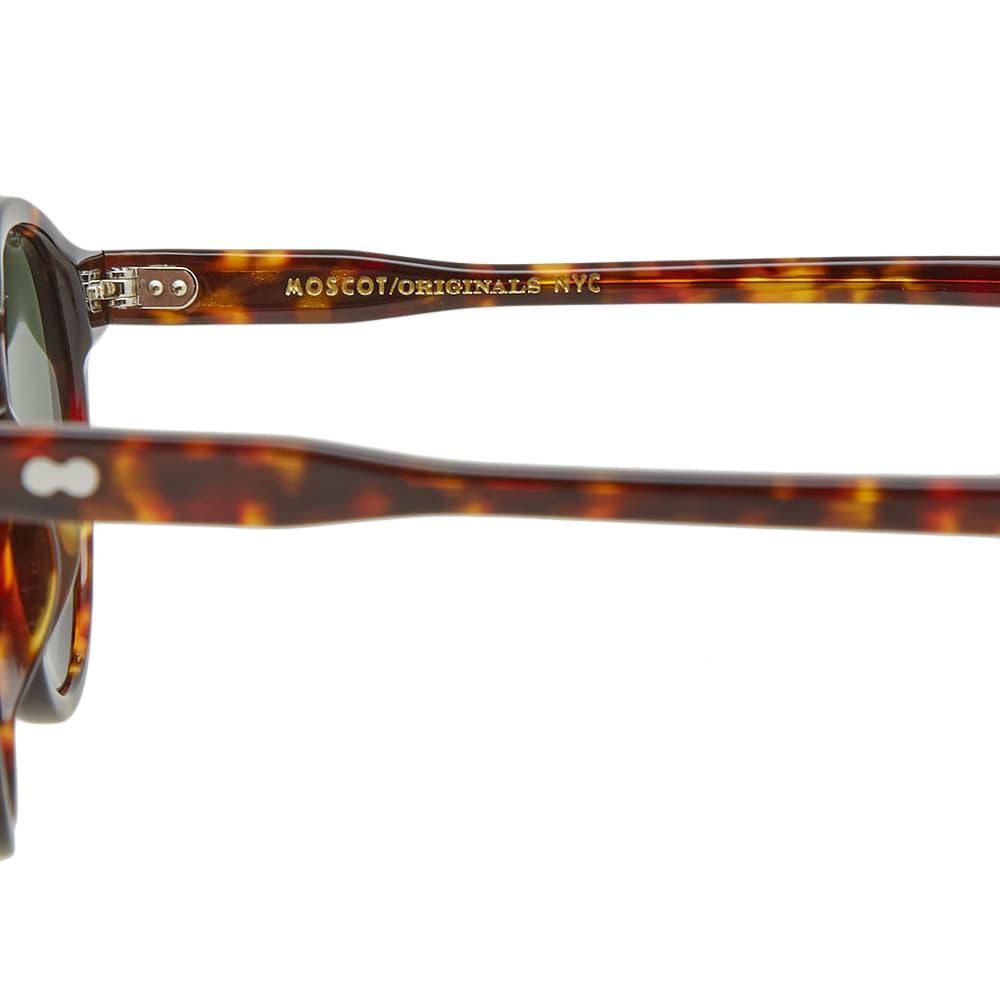 135d79317c6e Moscot - Brown Miltzen 46 Sunglasses for Men - Lyst. View fullscreen