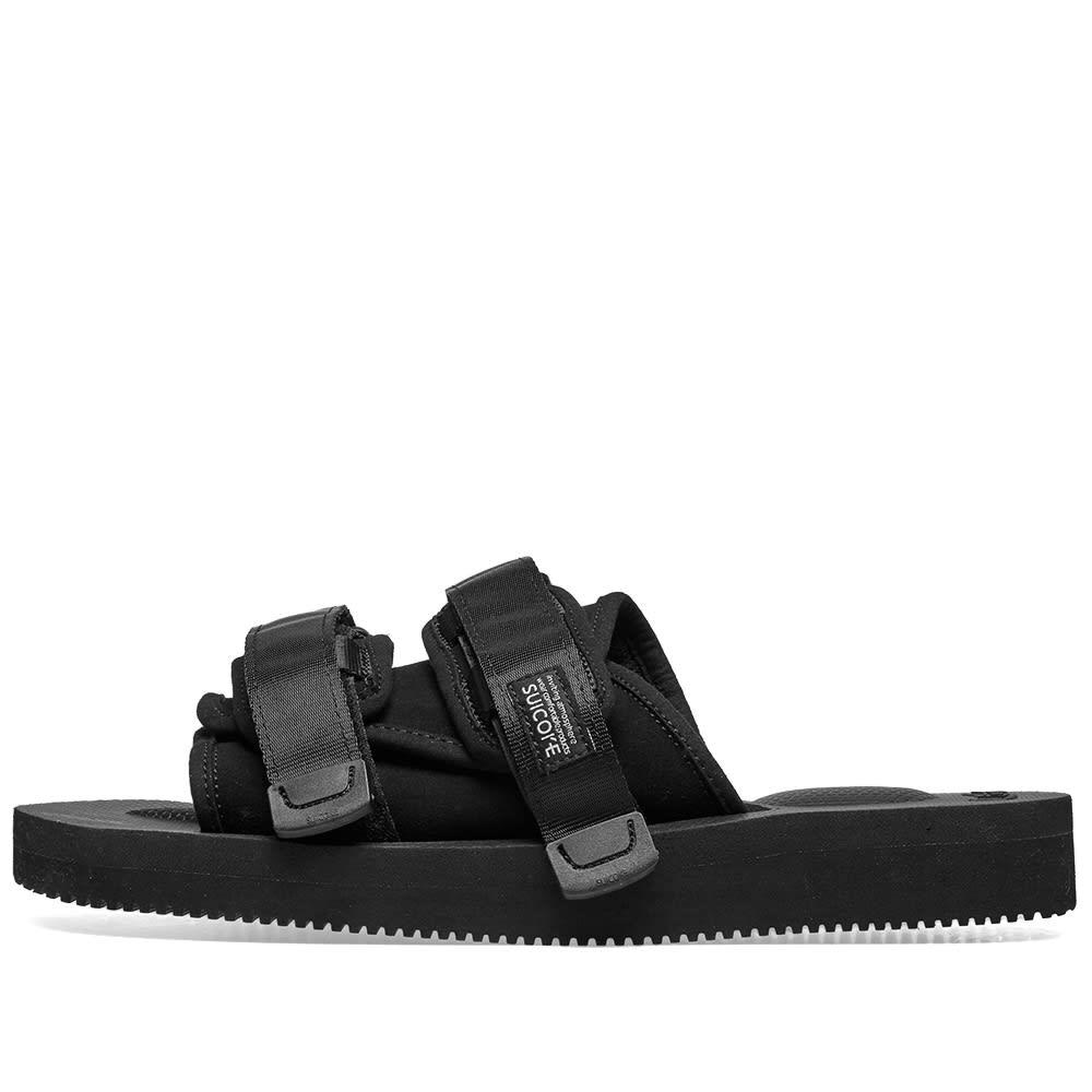 b3c47e1e17ac Lyst - Suicoke Moto-VS Neoprene Sandals in Black for Men