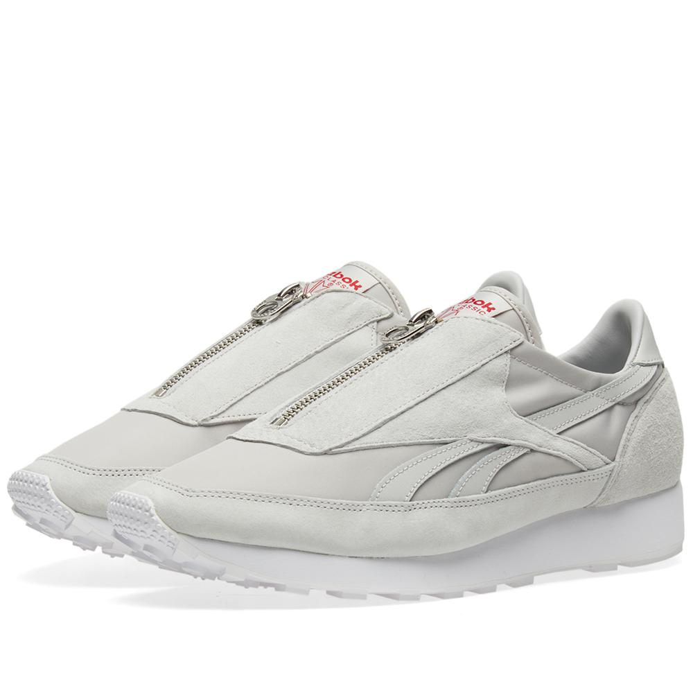 Lyst - Reebok Aztec Zip W in Gray - Save 50.505050505050505% 927d70459