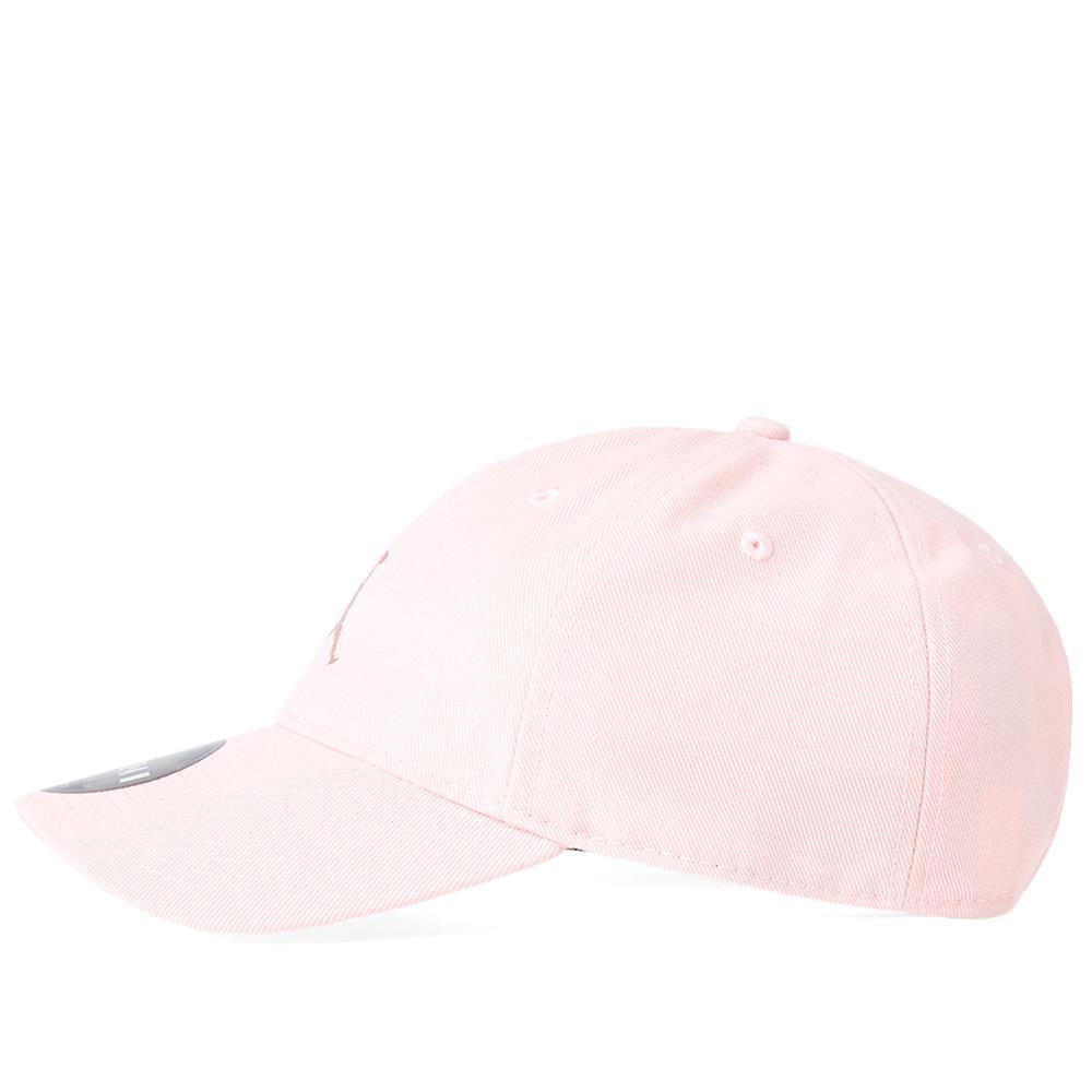 7daef04b38fcd9 ... black 0b730 dd3a3  promo code for nike nike jordan jumpman hat in pink  lyst c879f a481c