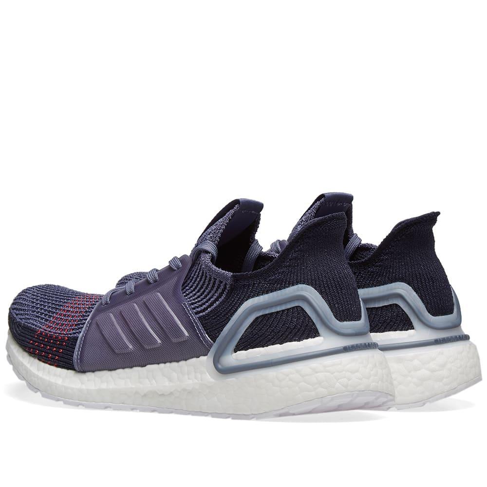 ea836f8a594d7 Adidas - Blue Ultra Boost 19 W - Lyst. View fullscreen
