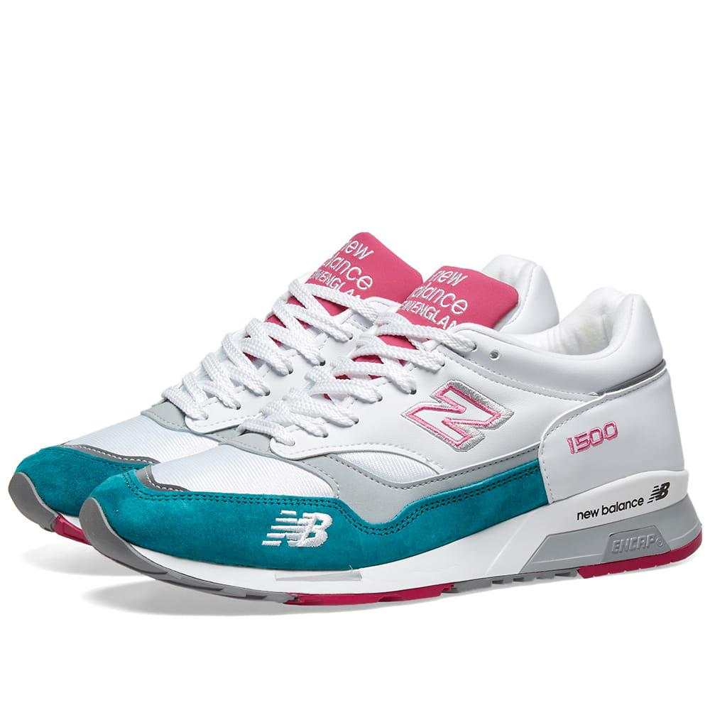 New Balance M1500WTP Made In England White Navy Where To