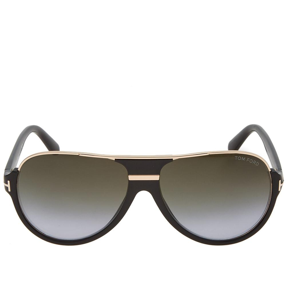 f72b679dcd6 ... Black Tom Ford Ft0334 Dimitry Sunglasses for Men - Lyst. View fullscreen