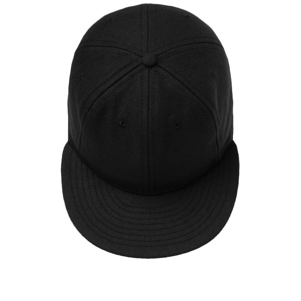 Lyst - Ebbets Field Flannels Standard Adjustable Cap in Black for ... 5e7eab261150