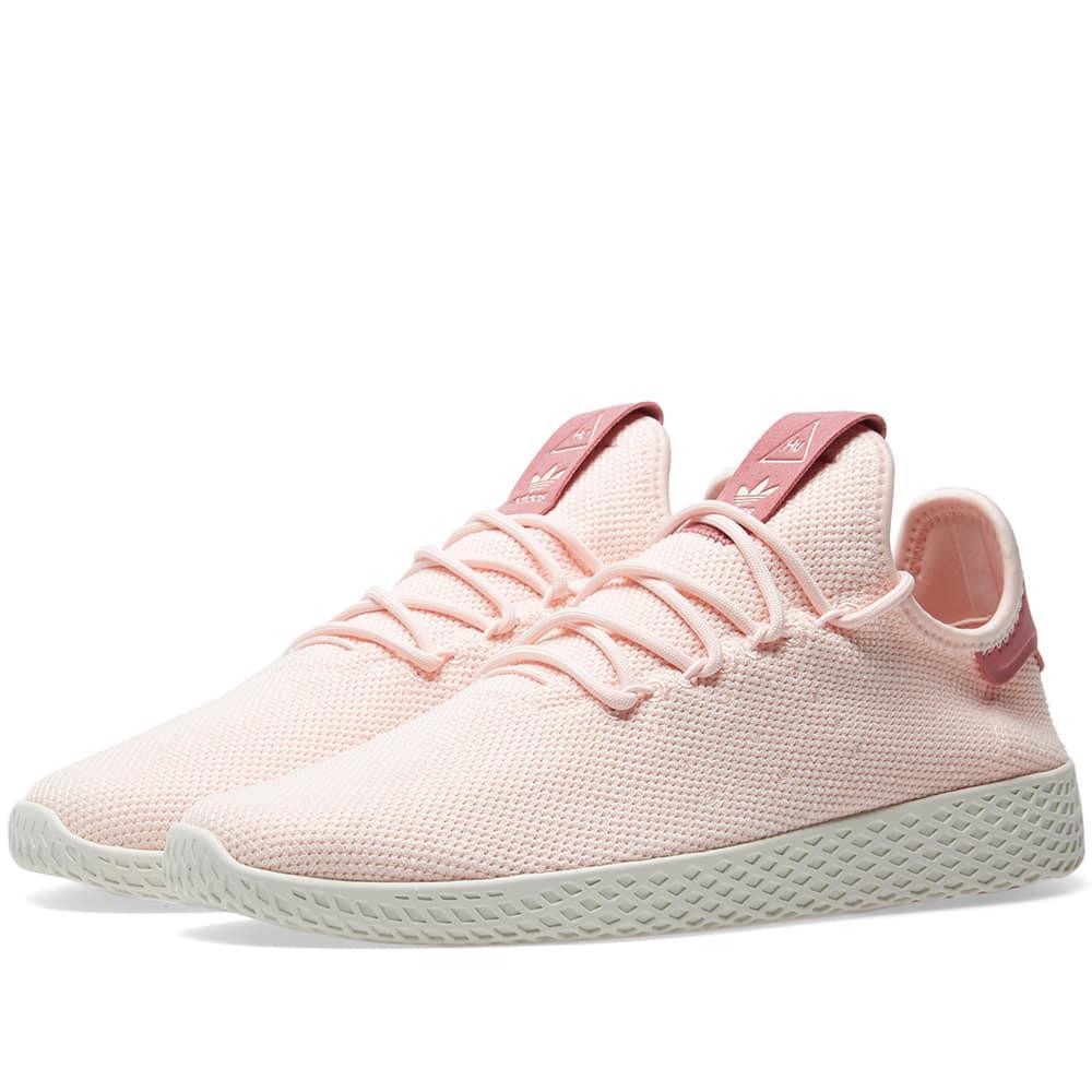 ae5d7b6a2 En Hu Tennis Color Adidas W Rosa Pharrell Williams Lyst X U7gxTPnp