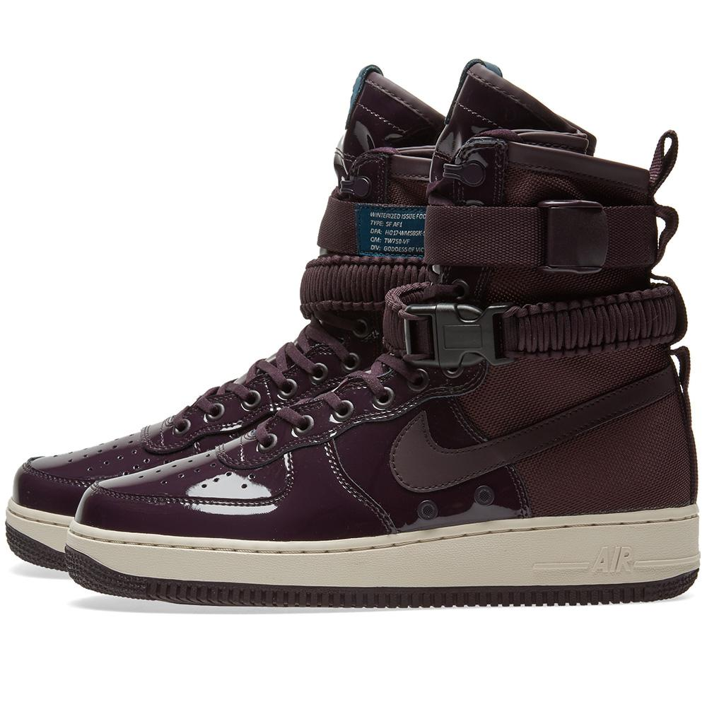 the best attitude 02bd0 deb59 ... best nike multicolor sf air force 1 se premium w lyst. view fullscreen  919a5 78c1f amazon nike af1 high ...