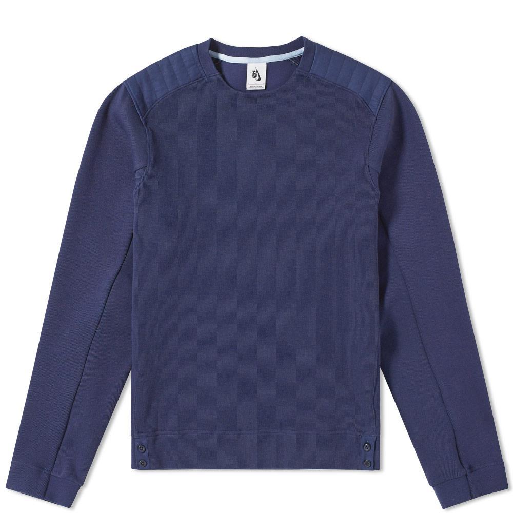 Lyst - Nike X Roger Federer W Jumper in Blue for Men aa5b3c2dd