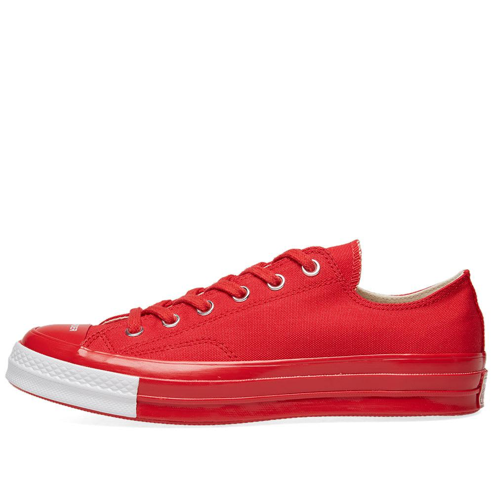 bf7577cf8c6738 Converse - Red X Undercover Chuck Taylor 1970s Ox for Men - Lyst. View  fullscreen