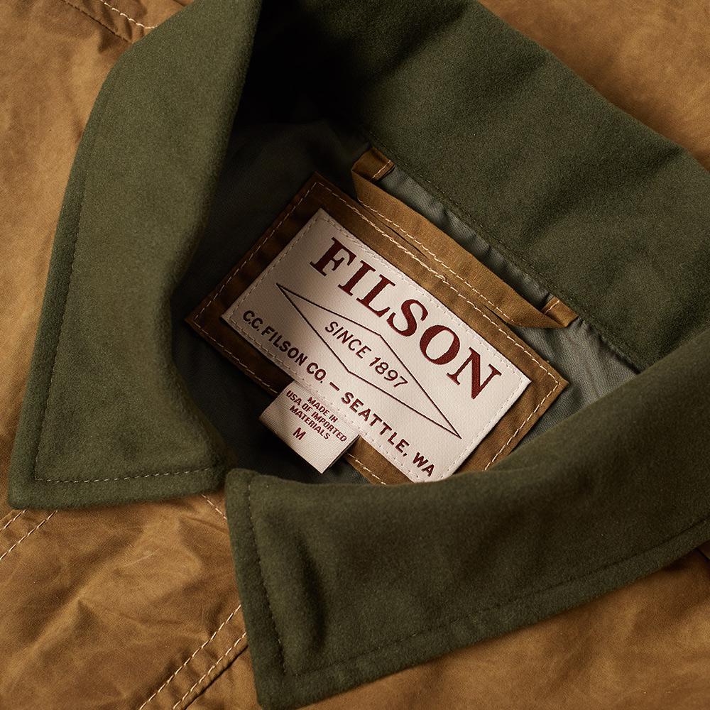 Lyst Filson Short Mile Marker Jacket For Men