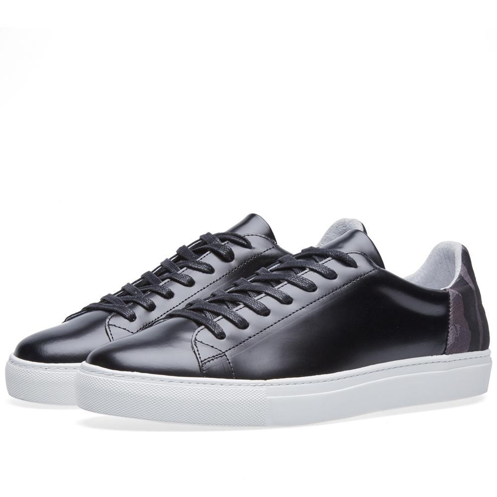 Belstaff. Men's Black X Sophnet. Bxs Sneaker